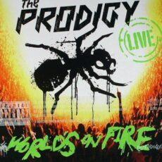 Prodigy, The - Live - World's On Fire LP - VINYL - CD