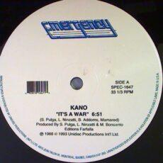 Kano - It's A War / I'm Ready / Holly Dolly LP - VINYL - CD