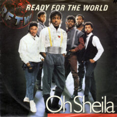 Ready For The World - Oh Sheila LP - VINYL - CD