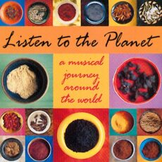 Various - Listen To The Planet (A Musical Journey Around The World) LP - VINYL - CD
