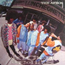 Afros, The - Kickin' Afrolistics LP - VINYL - CD