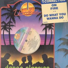 T-Connection - On Fire / Do What You Wanna Do LP - VINYL - CD