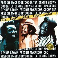 Freddie McGregor / Dennis Brown / Cocoa Tea - Legit LP - VINYL - CD