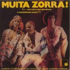 Trio Mocotó - Muita Zorra! As Coisas Que Glorificam A Sensibilidade Atual LP - VINYL - CD
