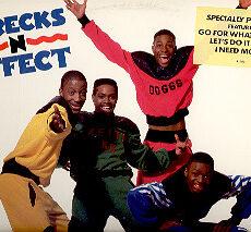 Wrecks-N-Effect - Wrecks-N-Effect LP - VINYL - CD