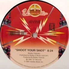 Divine - Shoot Your Shot LP - VINYL - CD