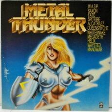 Various - Metal Thunder LP - VINYL - CD