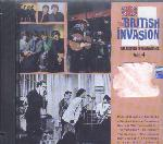 Various - The British Invasion: The History Of British Rock, Vol. 4 LP - VINYL - CD