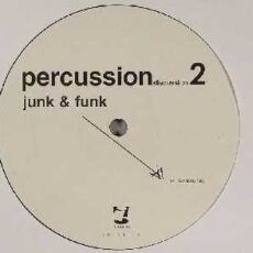 Junk & Funk - Percussion Discussion 2 LP - VINYL - CD