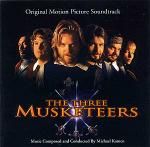 Michael Kamen - The Three Musketeers (Original Motion Picture Soundtrack) LP - VINYL - CD