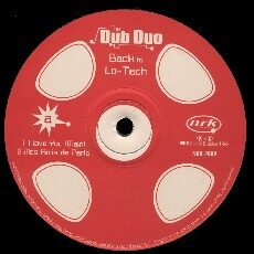 Dub Duo, The - Back To Lo-Tech LP - VINYL - CD