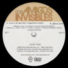 Los Amigos Invisibles - Esto Es Lo Que Hay / Playa Azul LP - VINYL - CD