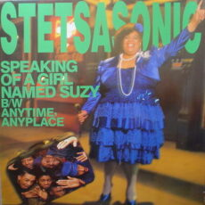 Stetsasonic - Speaking Of A Girl Named Suzy / Anytime, Anyplace LP - VINYL - CD