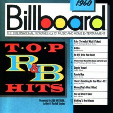 Various - Billboard Top R&B Hits 1960 LP - VINYL - CD