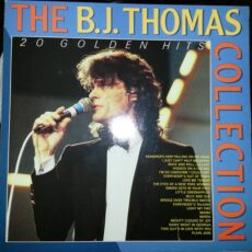 B.J. Thomas - Collection - 20 Golden Hits LP - VINYL - CD