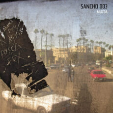 Sancho 003 - Muzga LP - VINYL - CD