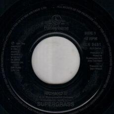 Supergrass - Richard III LP - VINYL - CD