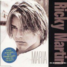 Ricky Martin - Maria (Remixes '97) LP - VINYL - CD