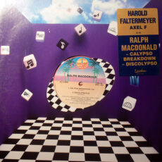 Harold Faltermeyer / Ralph MacDonald - Axel F / Calypso Breakdown LP - VINYL - CD