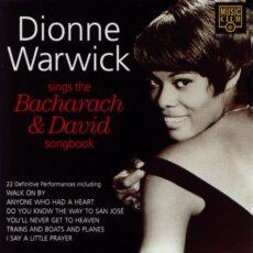 Dionne Warwick - Dionne Warwick Sings The Bacharach & David Songbook LP - VINYL - CD