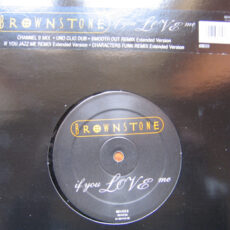 Brownstone - If You Love Me LP - VINYL - CD