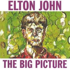 Elton John - The Big Picture LP - VINYL - CD
