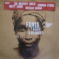 Fania Feat. Horace Andy - Yagou (4 Remixes) LP - VINYL - CD