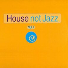 Various - House Not Jazz Vol. 1 LP - VINYL - CD