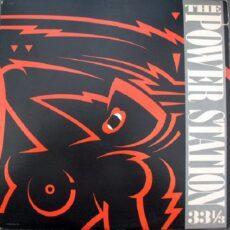 Power Station, The - The Power Station 33⅓ LP - VINYL - CD