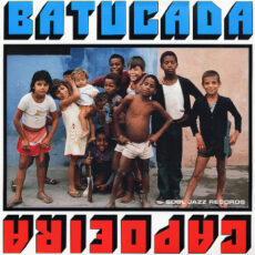 Various - Batucada Capoeira LP - VINYL - CD