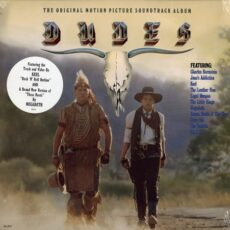 Various - Dudes - The Original Motion Picture Soundtrack Album LP - VINYL - CD