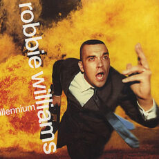 Robbie Williams - Millennium LP - VINYL - CD