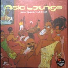 Various - Asia Lounge - Asian Flavoured Club Tunes LP - VINYL - CD