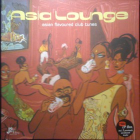 Various - Asia Lounge - Asian Flavoured Club Tunes LP - VINYL - CD