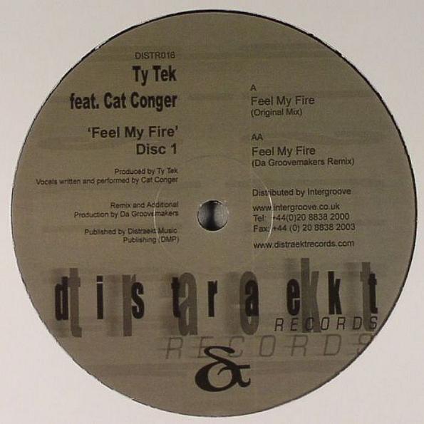 Ty Tek – Feel My Fire (Disc 1)