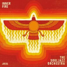 Souljazz Orchestra, The - Inner Fire LP - VINYL - CD