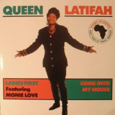 Queen Latifah - Ladies First / Come Into My House LP - VINYL - CD