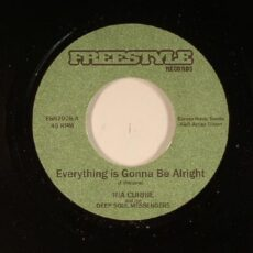 Ria Currie And Deep Soul Messengers, The - Everything Is Gonna Be Alright / You Got Me Started LP - VINYL - CD