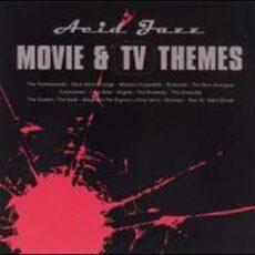 Various - Acid Jazz Movie & TV Themes LP - VINYL - CD