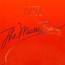 War - The Music Band LP - VINYL - CD