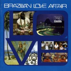 Various - Brazilian Love Affair LP - VINYL - CD