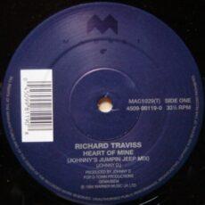 Richard Traviss - Heart Of Mine LP - VINYL - CD