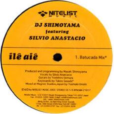 DJ Shimoyama - Ilê Aiê LP - VINYL - CD