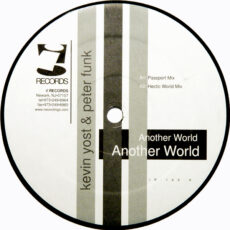 Kevin Yost & Peter Funk - Another World LP - VINYL - CD