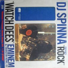DJ Spinna - Rock / Watch Dees LP - VINYL - CD