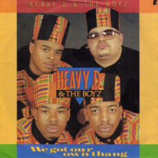Heavy D. & The Boyz - We Got Our Own Thang LP - VINYL - CD