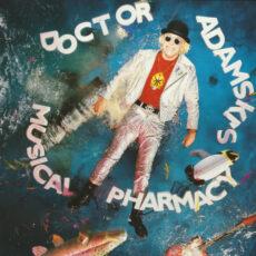 Adamski - Doctor Adamski's Musical Pharmacy LP - VINYL - CD
