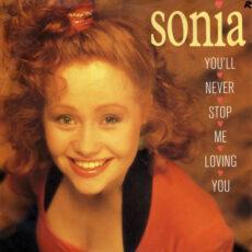 Sonia - You'll Never Stop Me Loving You LP - VINYL - CD