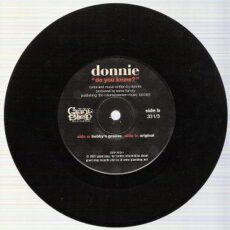 Donnie - Do You Know? LP - VINYL - CD