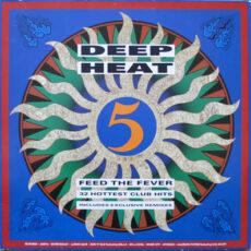 Various - Deep Heat 5 - Feed The Fever LP - VINYL - CD